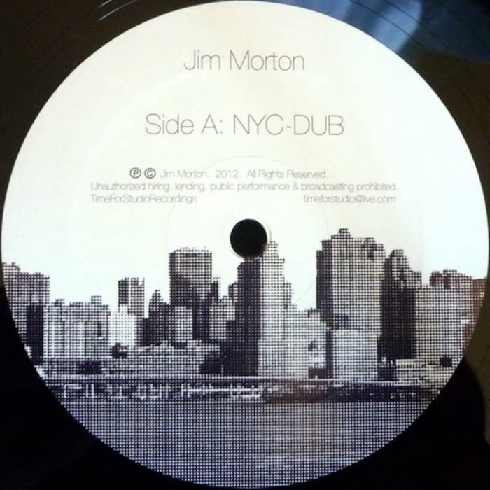NYC DUB / Underwater Chord cover art