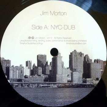 NYC DUB / Underwater Chord cover art