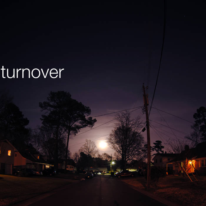 Turnover cover art
