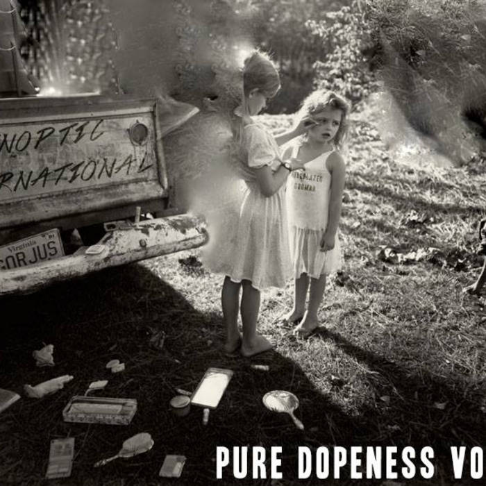 Pure Dopeness vol.8 (side b) cover art