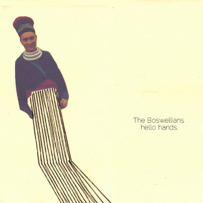 hello hands. cover art