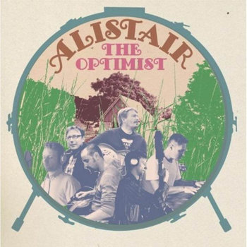 Alistair The Optimist cover art