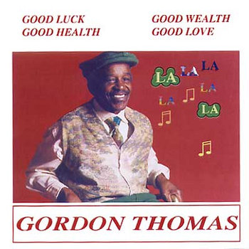 Good Luck, Good Health, Good Wealth, Good Love cover art