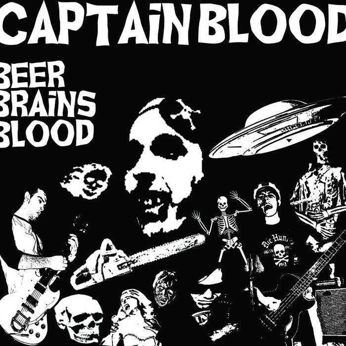 Beer Brains Blood cover art