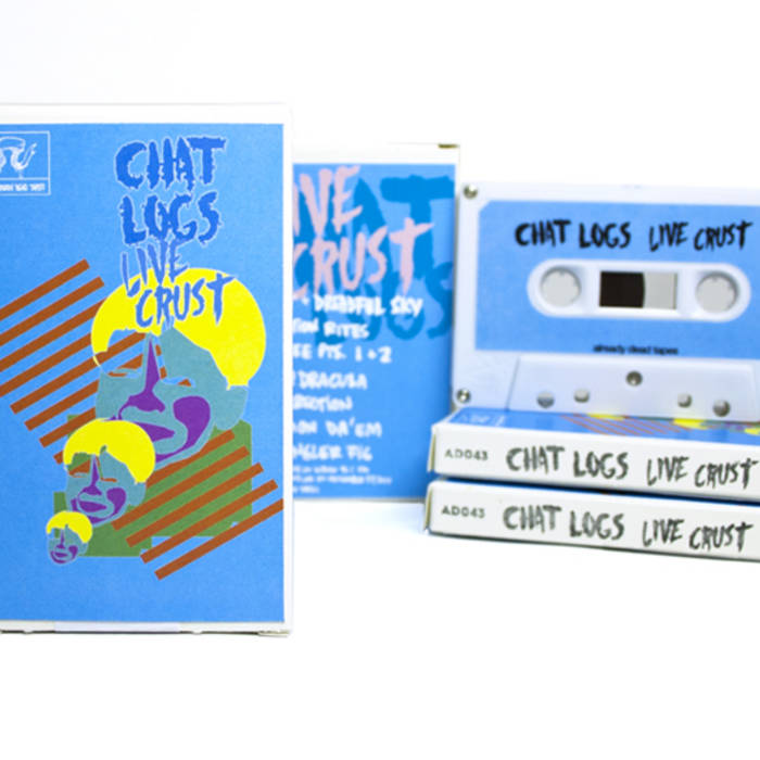 AD043 Chat Logs 'Live Crust' cover art