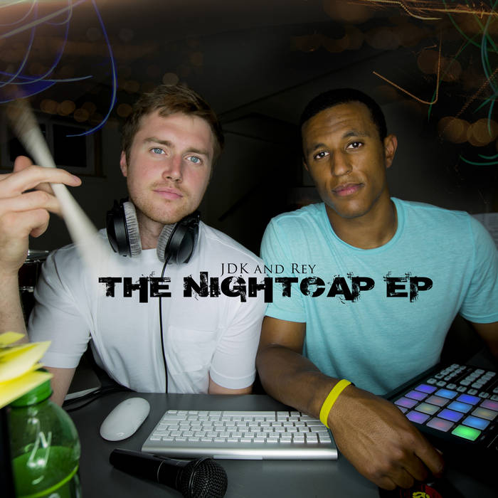 The Nightcap EP cover art