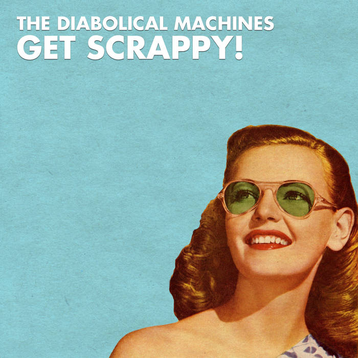 Get Scrappy! cover art