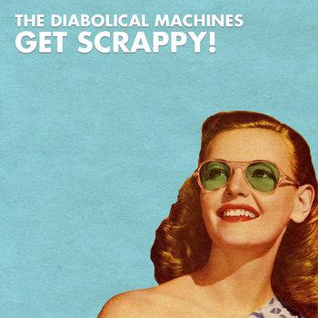 Get Scrappy! cover art