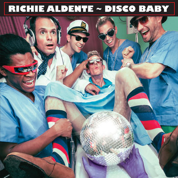 Disco Baby cover art