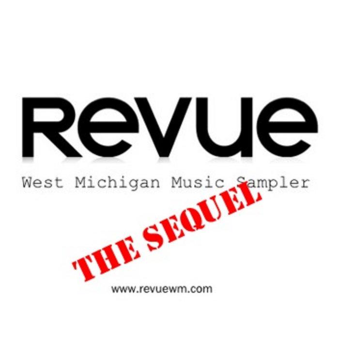 West Michigan Music Sampler:  The Sequel cover art