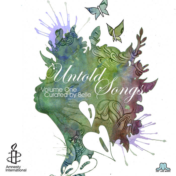 Untold Songs: Volume One curated by Belle cover art