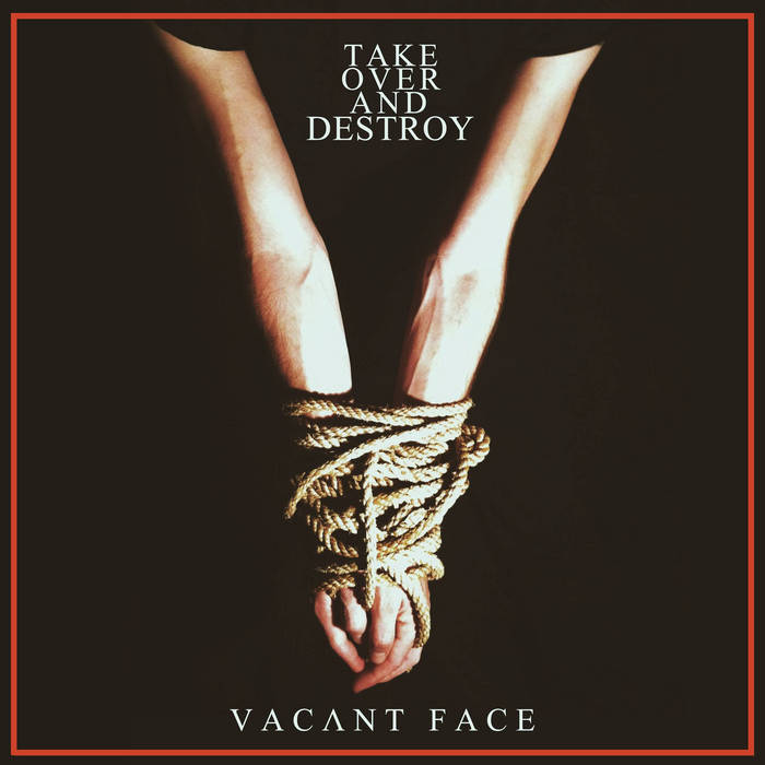 Vacant Face cover art