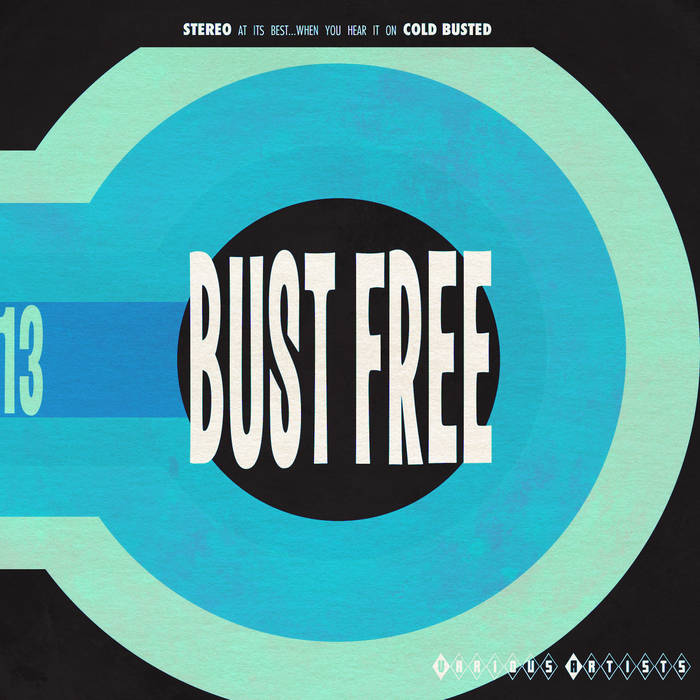 Bust Free 13 cover art