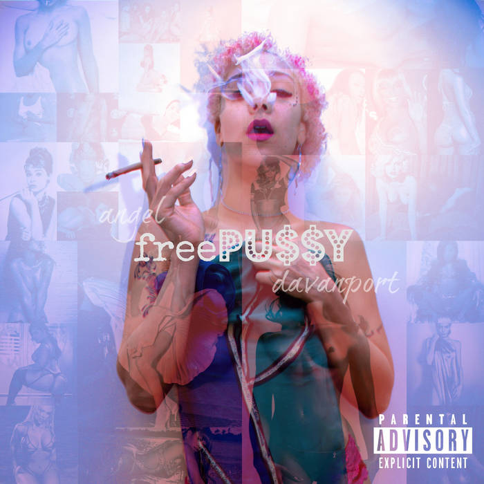 FREE PU$$Y by Angel Davanport cover art