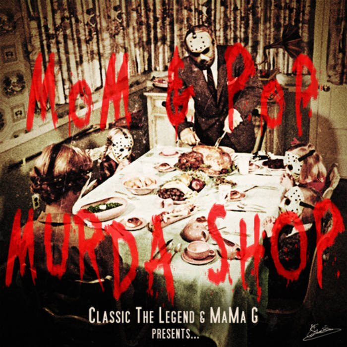 MoM & PoP Murda Shop cover art