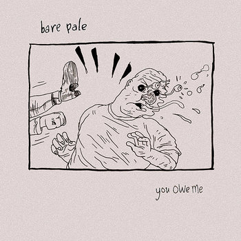 You owe me cover art