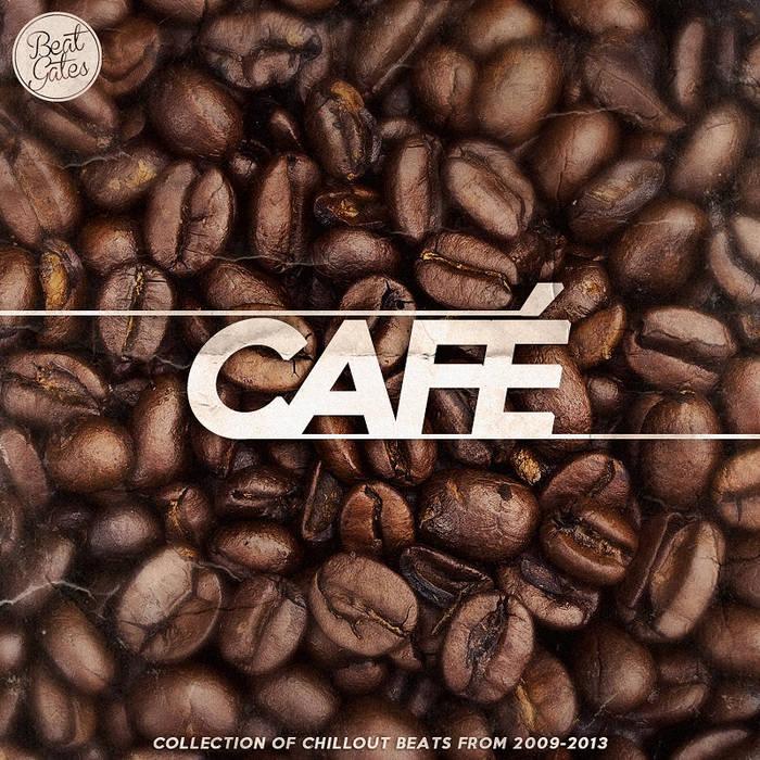 Café cover art
