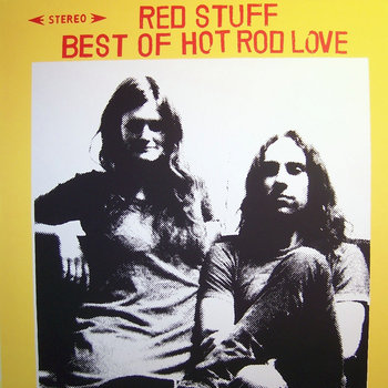 Best Of Hot Rod Love cover art