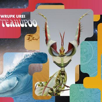 Teahupoo cover art