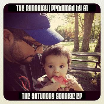 The Saturday Sonrise EP cover art