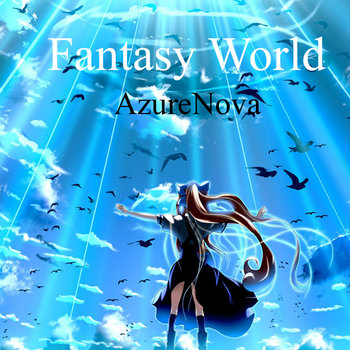 Fantasy World cover art