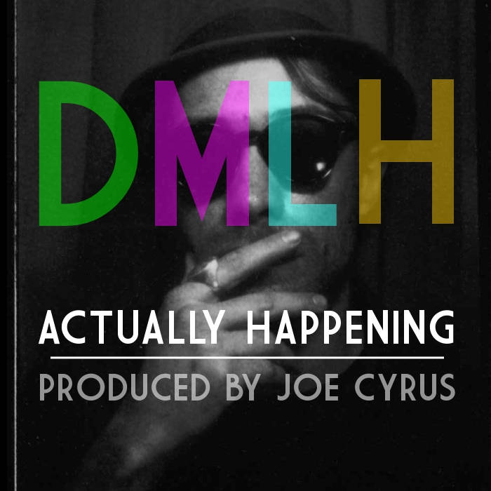 Actually Happening cover art