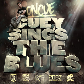Cuey Sings the Blues cover art