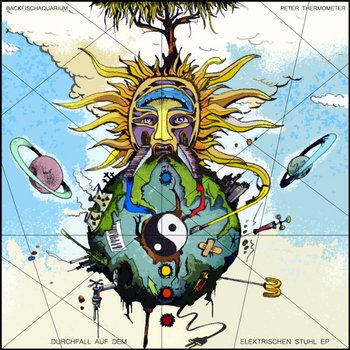 Durchfall auf dem elektrischen Stuhl EP cover art
