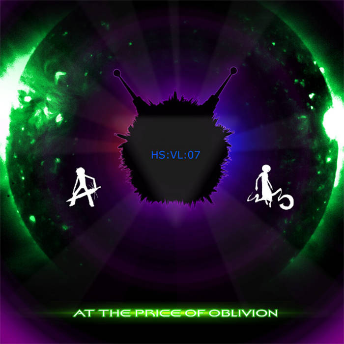 Homestuck Vol. 7: At the Price of Oblivion cover art