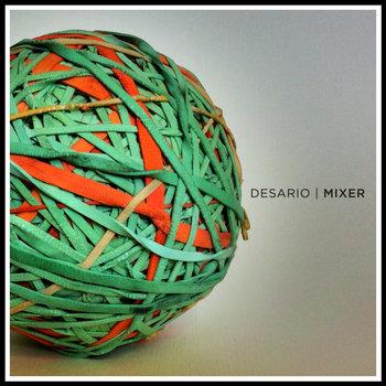 Mixer cover art