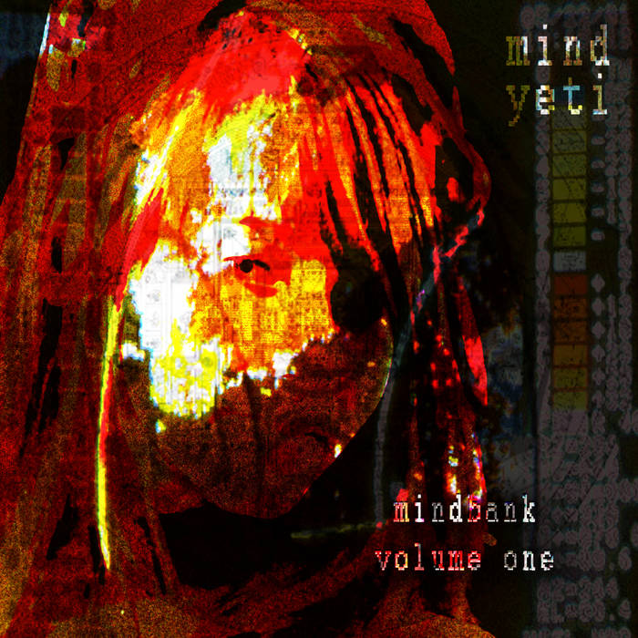 mindbank volume one cover art