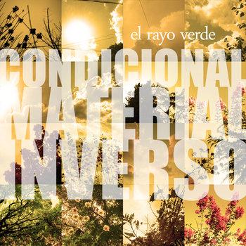 Condicional Material Inverso (LP 2013) cover art