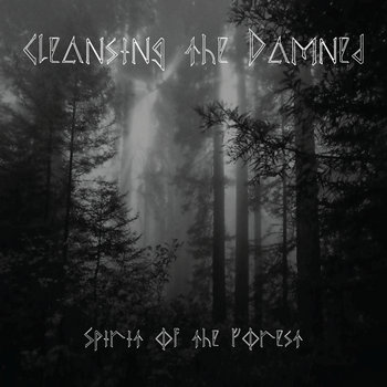Spirit of the Forest EP cover art