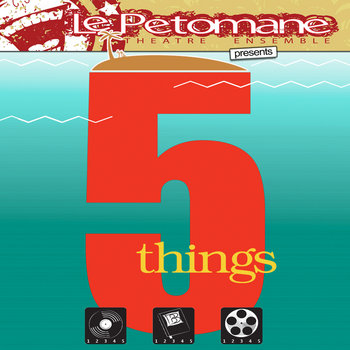 5 things, and Other Le Petomane Favorites cover art
