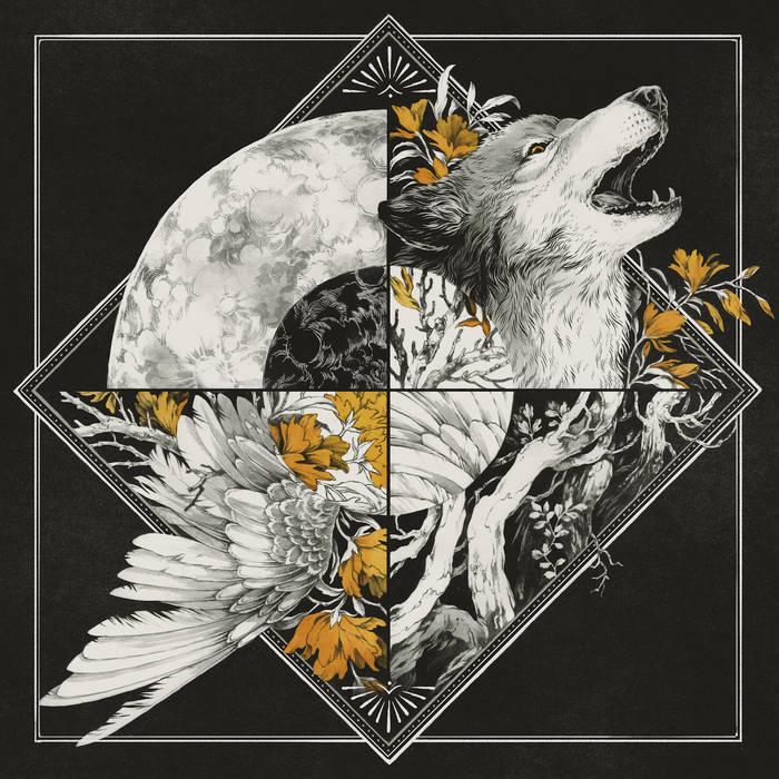 Saints & Crows (Single) cover art