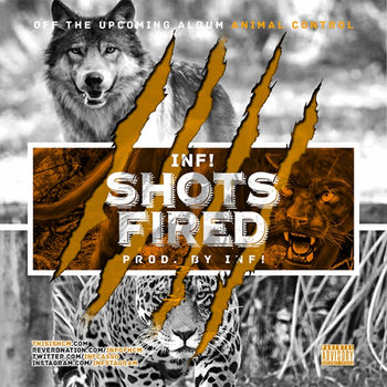 INF!- Shots Fired(Prod. by INF!) cover art