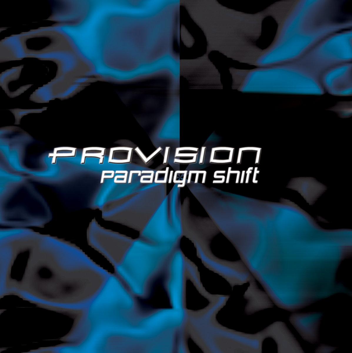 Paradigm shift definition