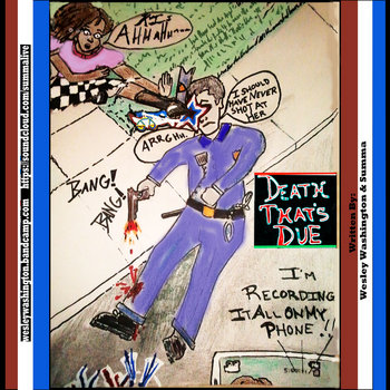 Death That's Due cover art