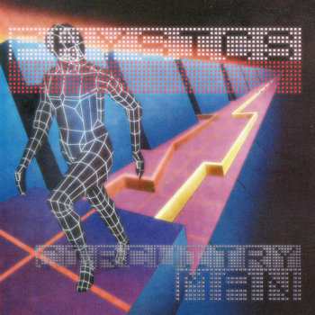 Circuitry Man cover art