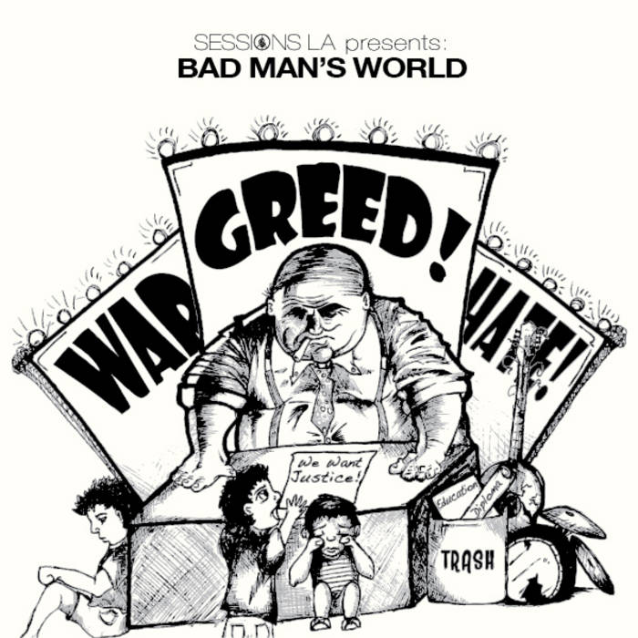 Bad Man's World cover art
