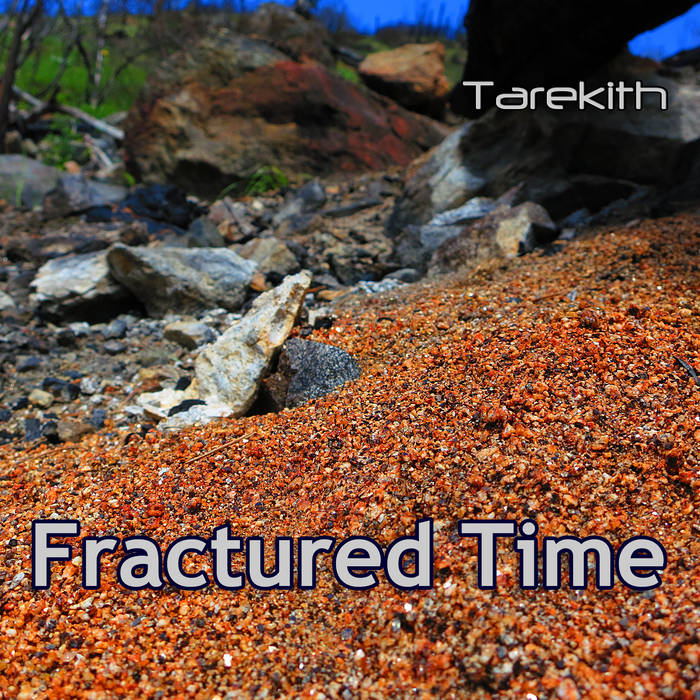 Fractured Time E.P. cover art