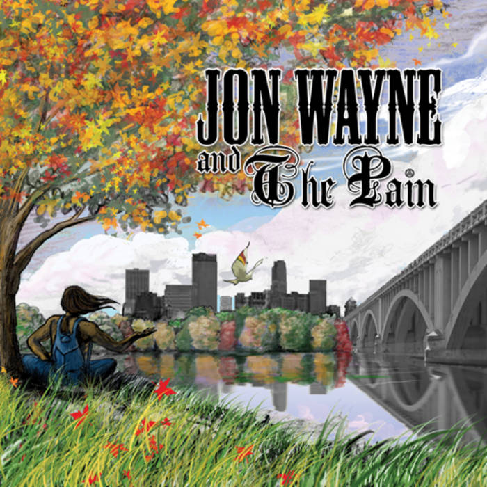 Jon Wayne and The Pain cover art