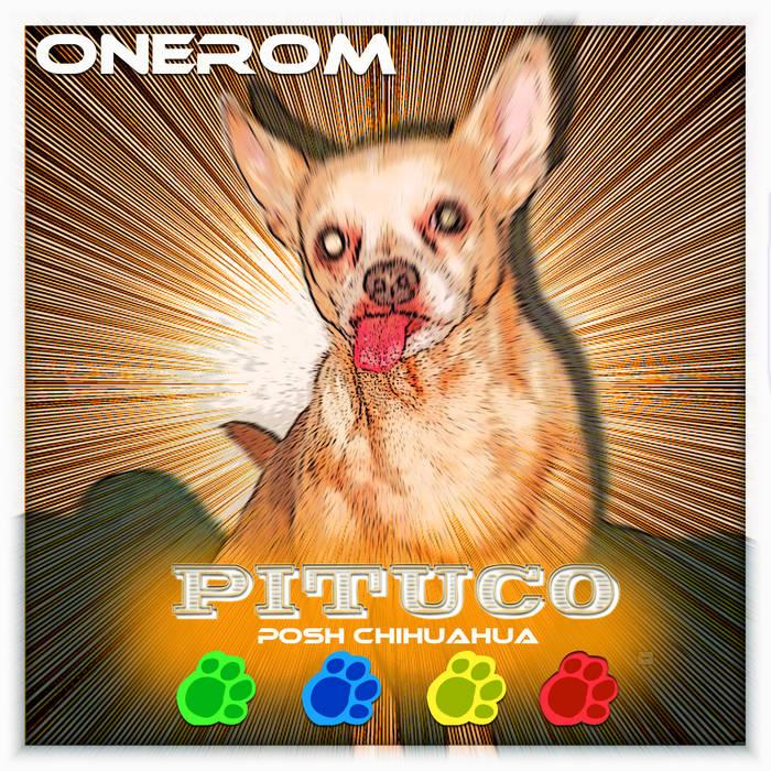 PITUCO - Posh Chihuahua cover art