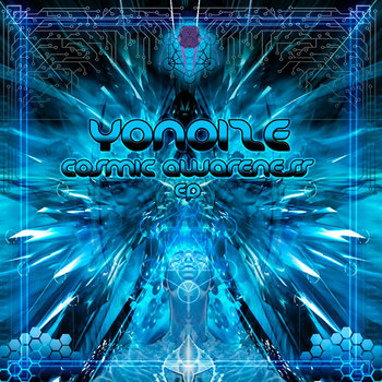 Yonoize - Cosmic Awareness EP (2014) cover art