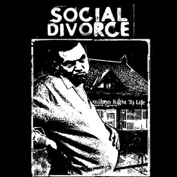 SOCIAL DIVORCE cover art
