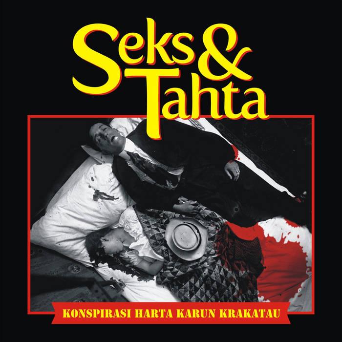 Konspirasi Harta Karun Krakatau cover art