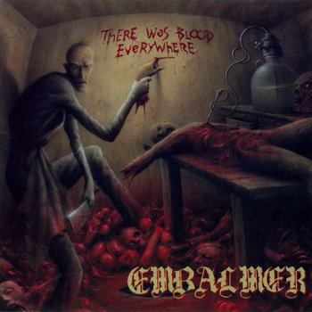 There Was Blood Everywhere cover art