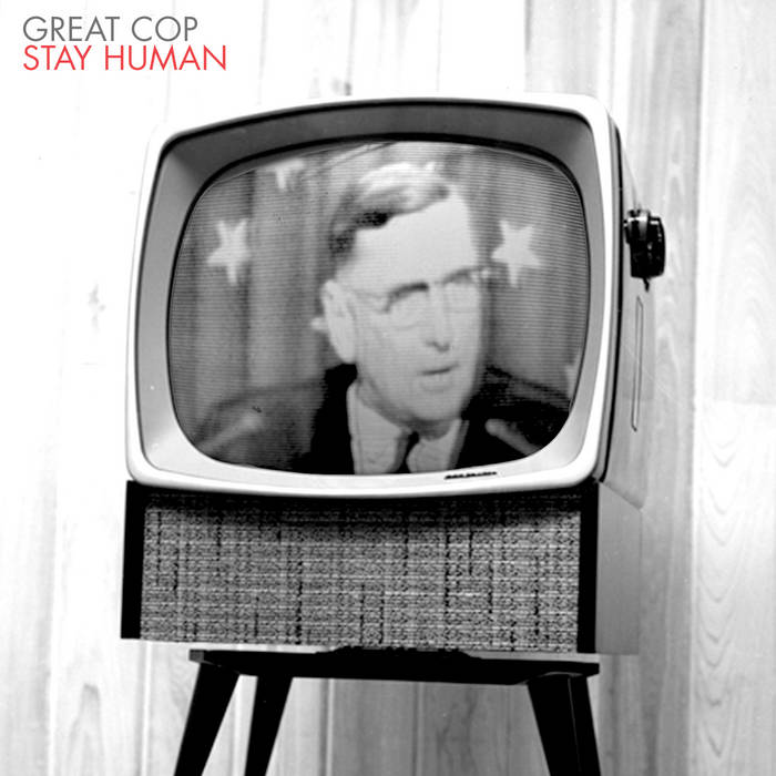 Stay Human EP cover art