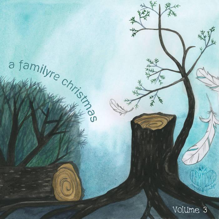 A Familyre Christmas - Volume 3 cover art