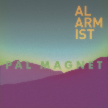 Pal Magnet EP cover art